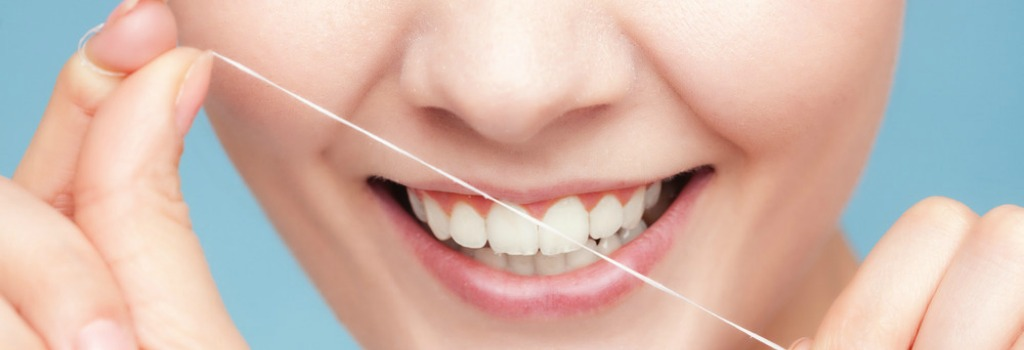 when to floss